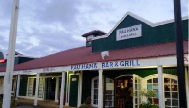 Pau Hana Bar & Grill