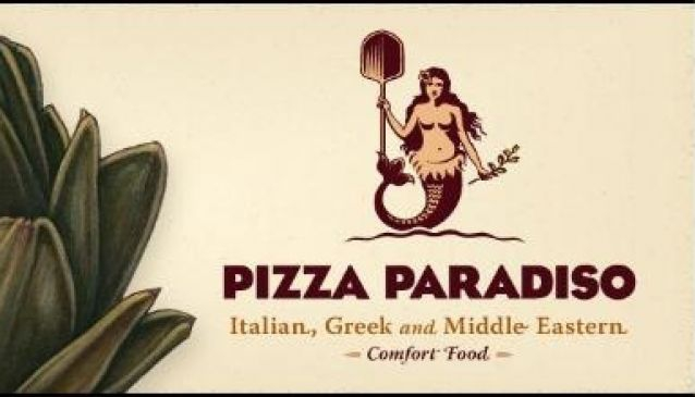 Pizza Paradiso Mediterranean Grill