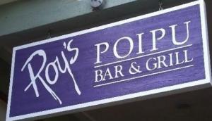 Roy's Poipu Bar & Grill