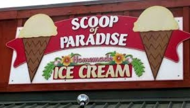 Scoop of Paradise
