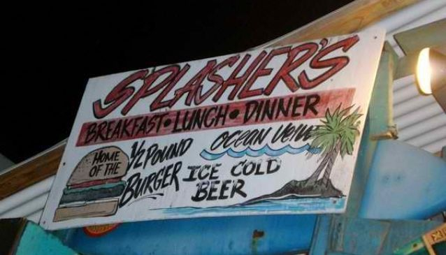 Splasher's Grill