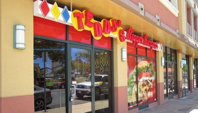Teddy's Bigger Burgers - Honolulu