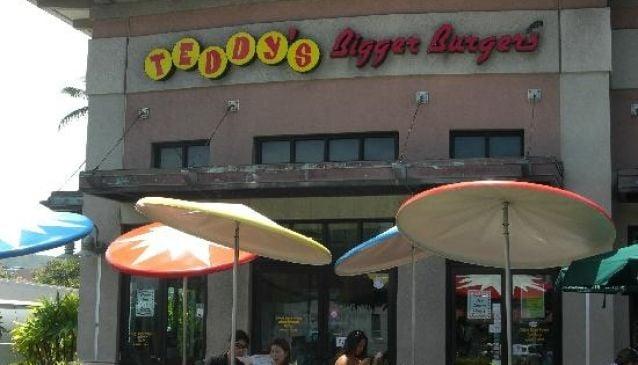 Teddy's Bigger Burgers, Kailua