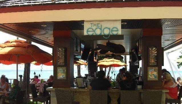 The Edge of Waikiki