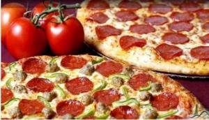 Tiki Man Pizza