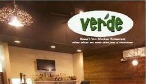 Verde Restaurant