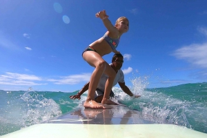 Waikiki: One-Hour Surf Lesson for Children