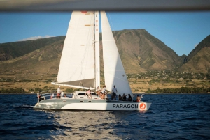 West Maui: Snorkel & Performance Sail with Lunch