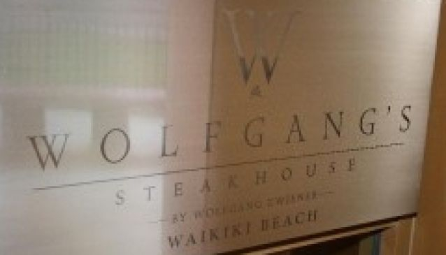 Wolfgangs Steakhouse Waikiki