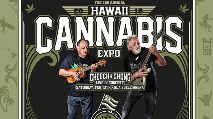 3rd Annual Hawaii Cannabis Expo 2018