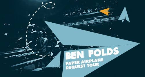 Ben Folds - Presented by BAMP Project