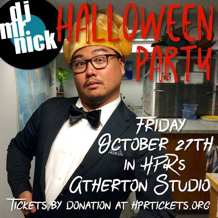 DJ Mr. Nick's Live Halloween Party
