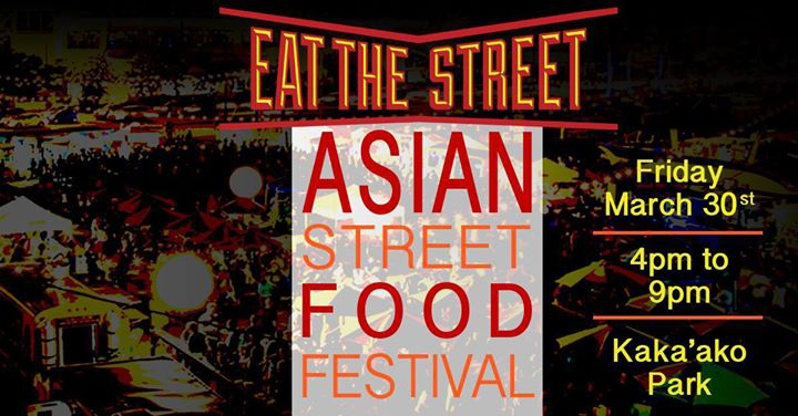 Eat The Street - Asian Street Food