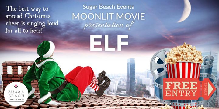 Free Moonlit Movie At Sugar Beach Events
