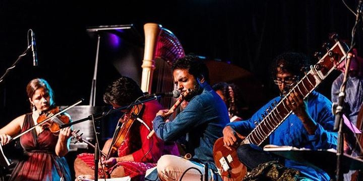 From Tradition to Innovation: Brooklyn Raga Massive in Concert
