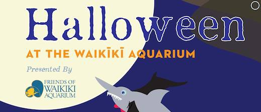 Halloween at the Waikīkī Aquarium