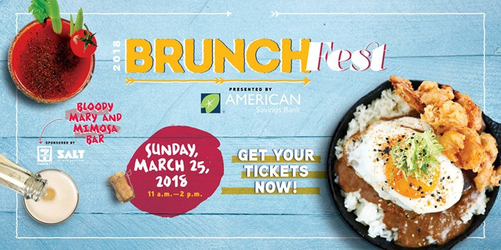 Honolulu Magazine BrunchFest presented by American Savings Bank