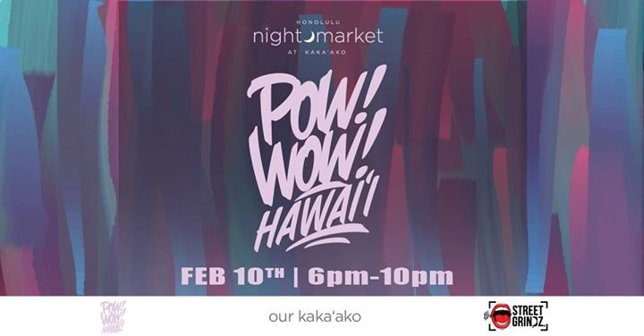 Honolulu Night Market