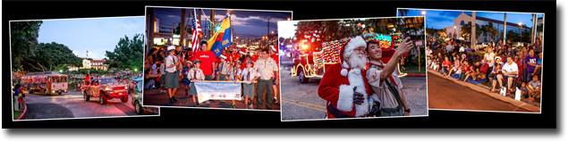 Kaimuki Christmas Parade and Tree Lighting 2017
