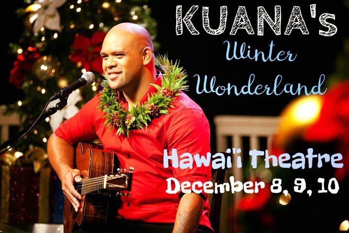 Kuana's Winter Wonderland