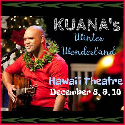 Kuana's Winter Wonderland