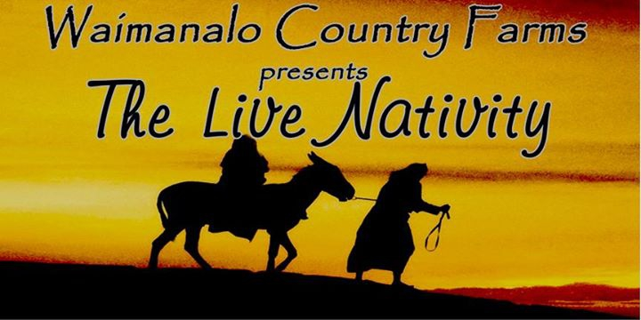 Live Nativity Christmas Story