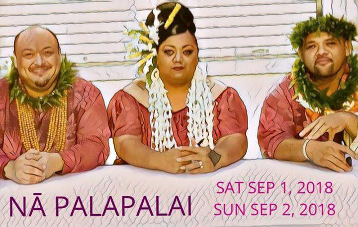 Na Palapalai (Ho'opili Hou) Live in Concert
