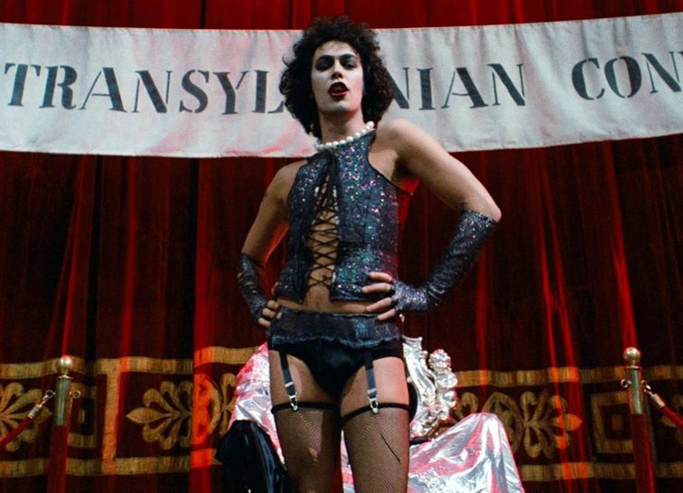 The Rocky Horror Picture Show hosted by Tita Titsling