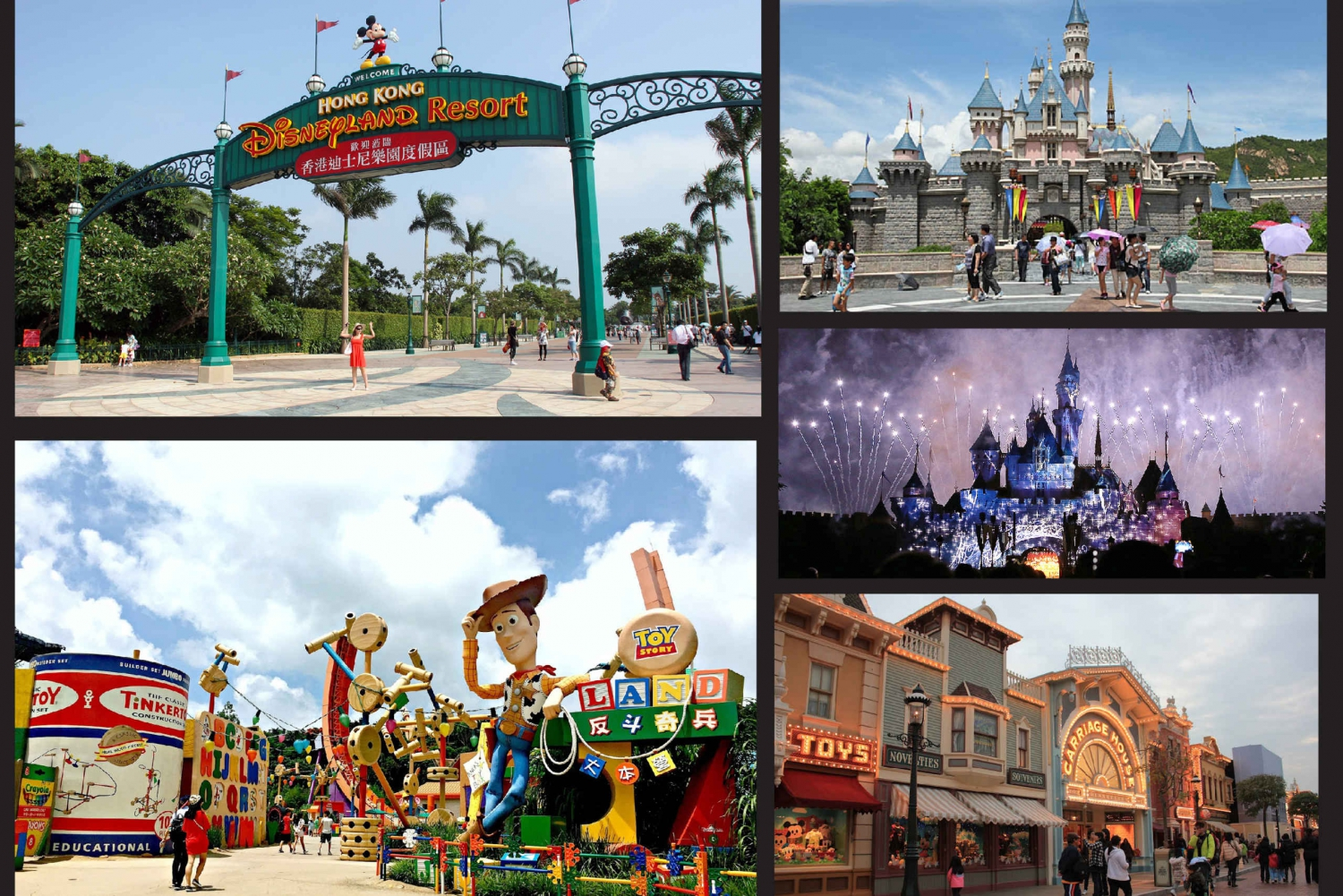 Attractions Transfer Service
