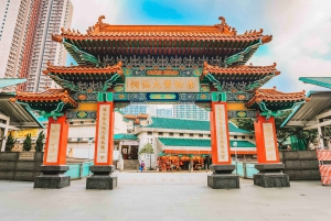 Guided Tour of Wong Tai Sin Temple