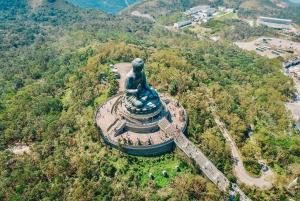 Hong Kong: Big Buddha Private Hiking Tour from Tung Chung