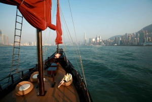 Hong Kong: Cruise Tour to Stanley by Chinese Junk Boat