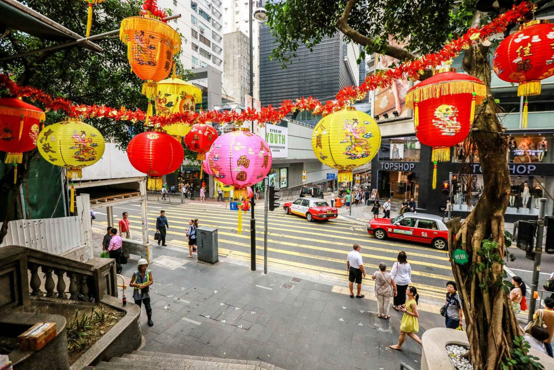 Hong Kong Heritage - Past to Present