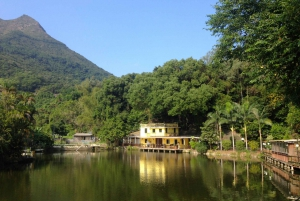 Hong Kong: Plover Cove Bicycling and Hiking Adventure