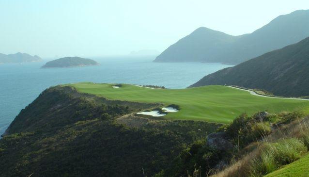 Kau Sai Chau Public Golf Course