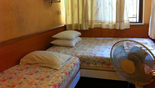 New Garden Hostel Hong Kong