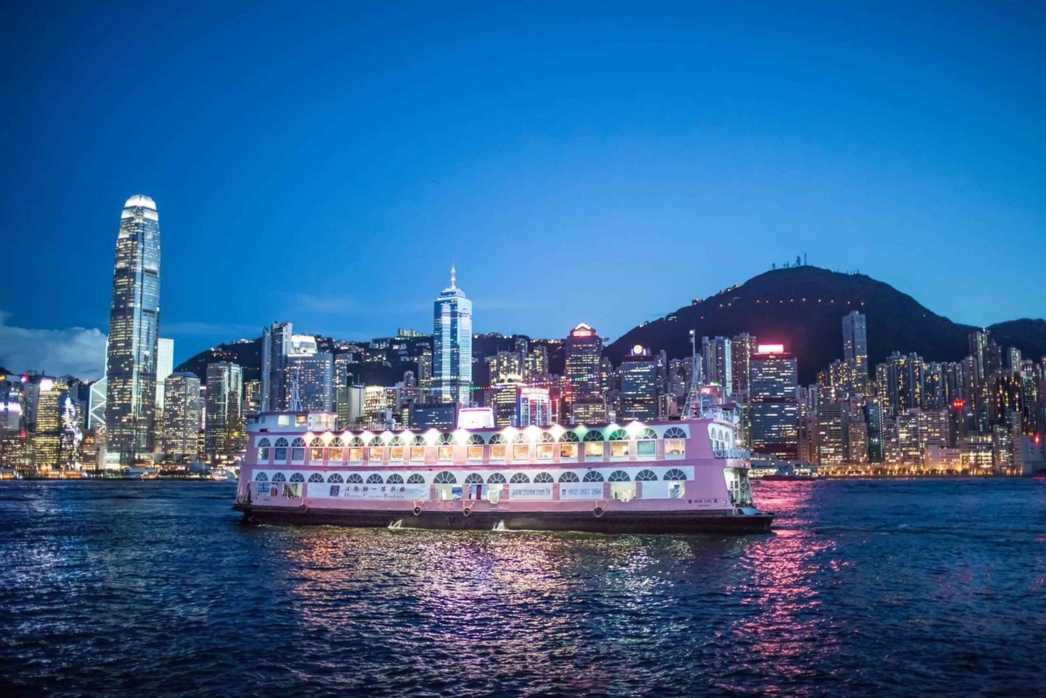 Night Dinner Cruise and Symphony of Lights