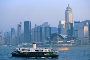Premium Hong Kong Island Tour with Dinner Cruise Light Show