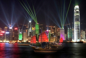 Symphony of Lights Chinese Cruise Tour with Drink