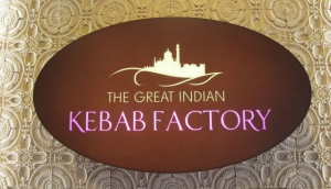 The Great Indian Kebab Factory