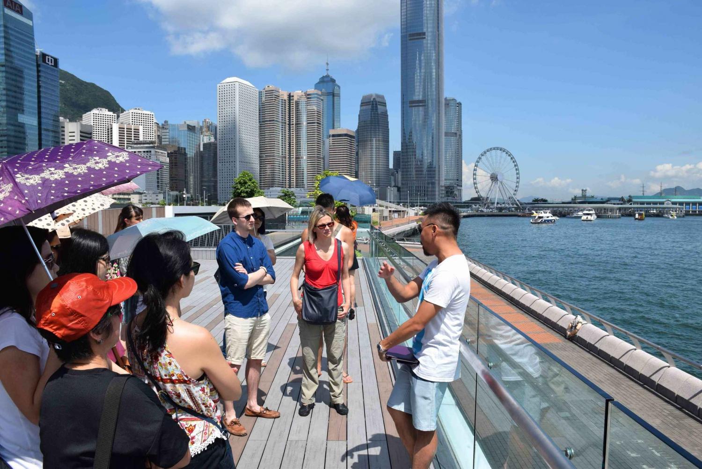 The Story of Modern Hong Kong Walking Tour