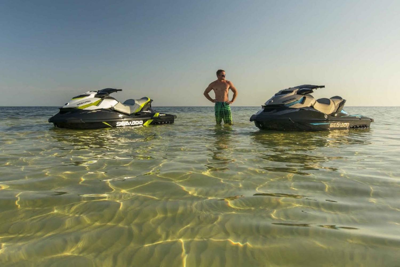 1.5-Hour Jet Ski Tour to Atlantis