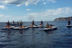 1-Hour Jet Ski Tour to Margarita Island