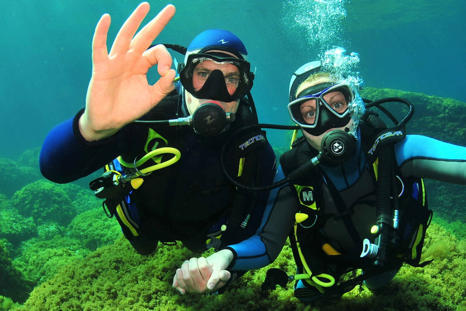 3-Day PADI Open Water Dive Course