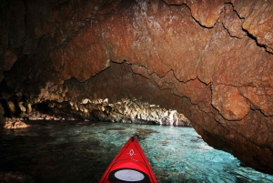 3-Hour Cliff Kayaking Tour with Snorkeling