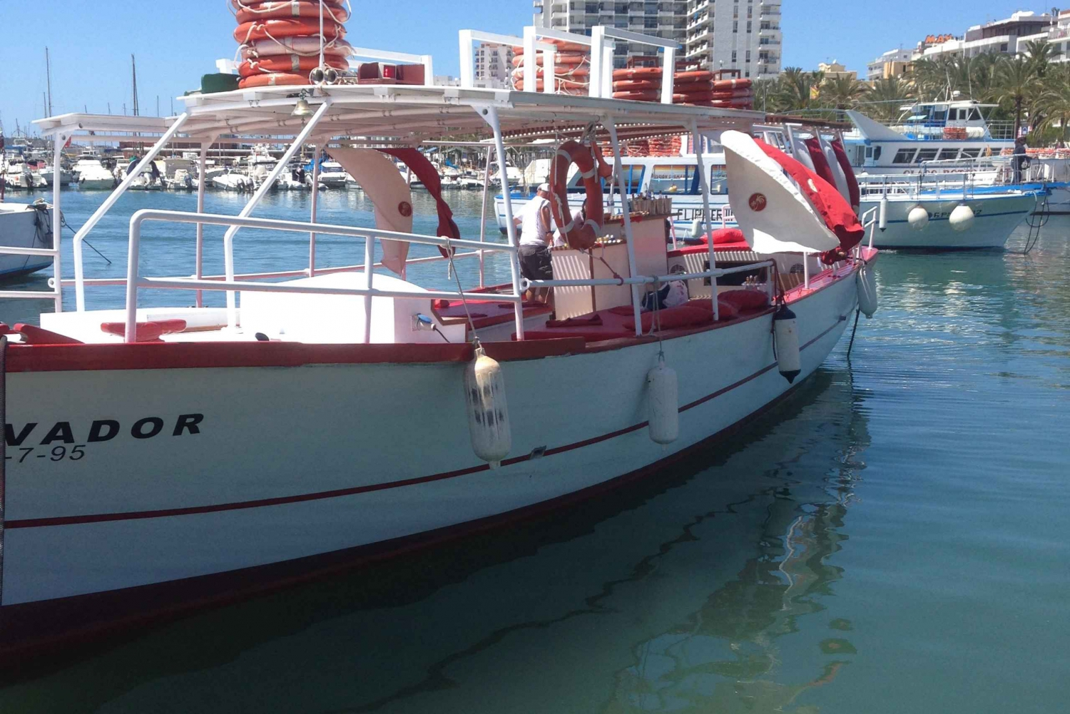 4-Hour Private Boat Tour