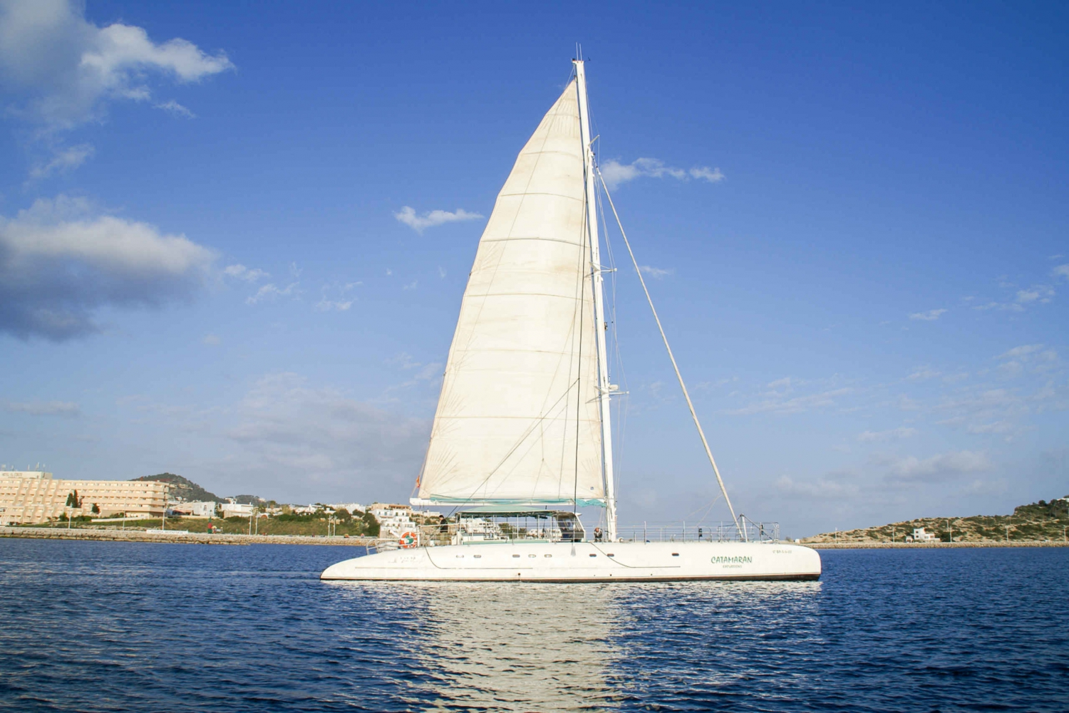 All-Inclusive Full-Day Catamaran Excursion