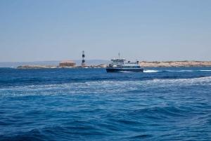 Formentera: Same Day Round Trip Ferry Ticket from Ibiza