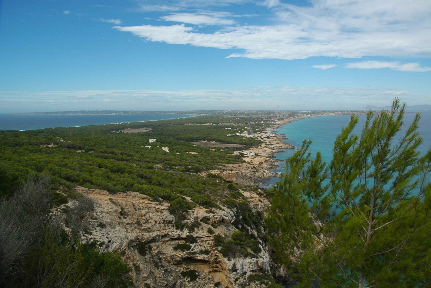 From Guided Excursion to Formentera