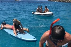 From Ibiza: Full-Day Sailing Tour to Formentera